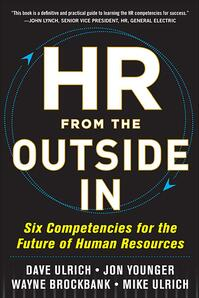 HR From the Outside In_HR Books