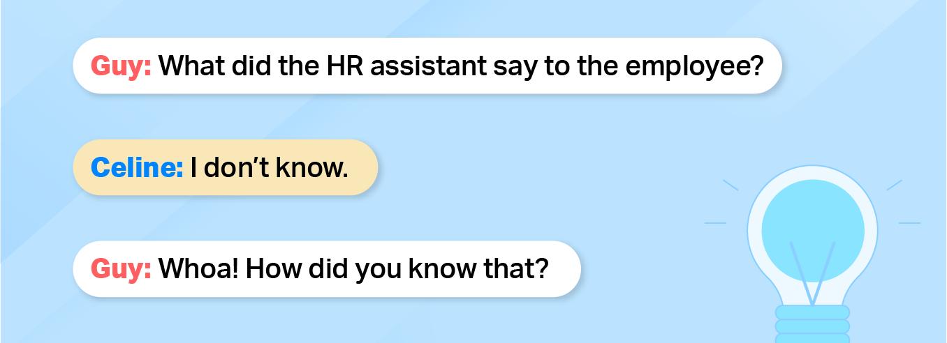 HR Jokes 6