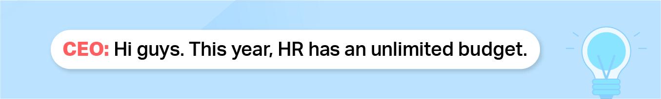 Best HR Joke in the world