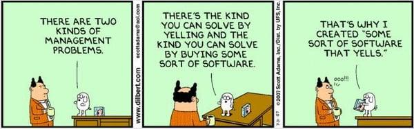 P.C – The inimitable Dilbert (dilbert.com)
