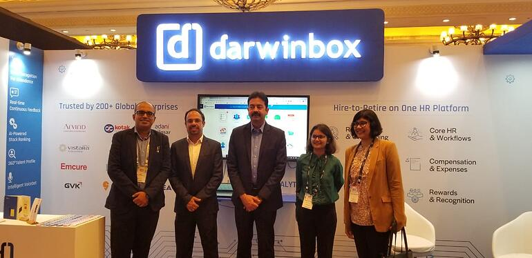 Nestle team with Darwinbox