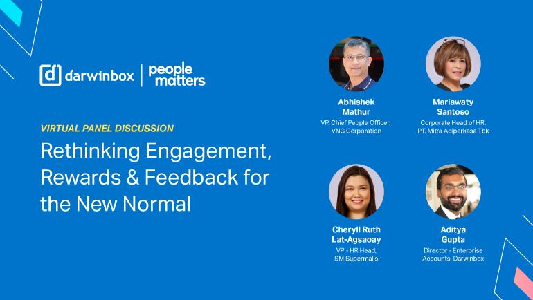 Rethinking engagement, rewards and feedback