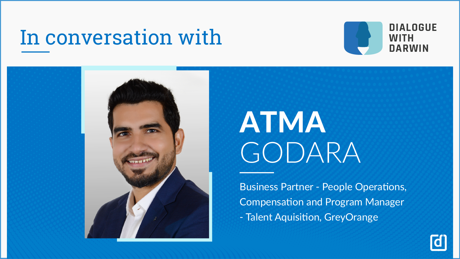 Back To The Future: What Work And Workplace Will Look Like - In Conversation With Atma Godara