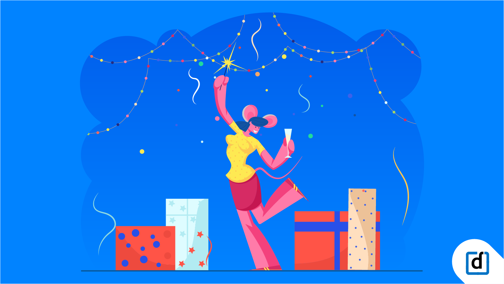 diwali gifts for employees illustration