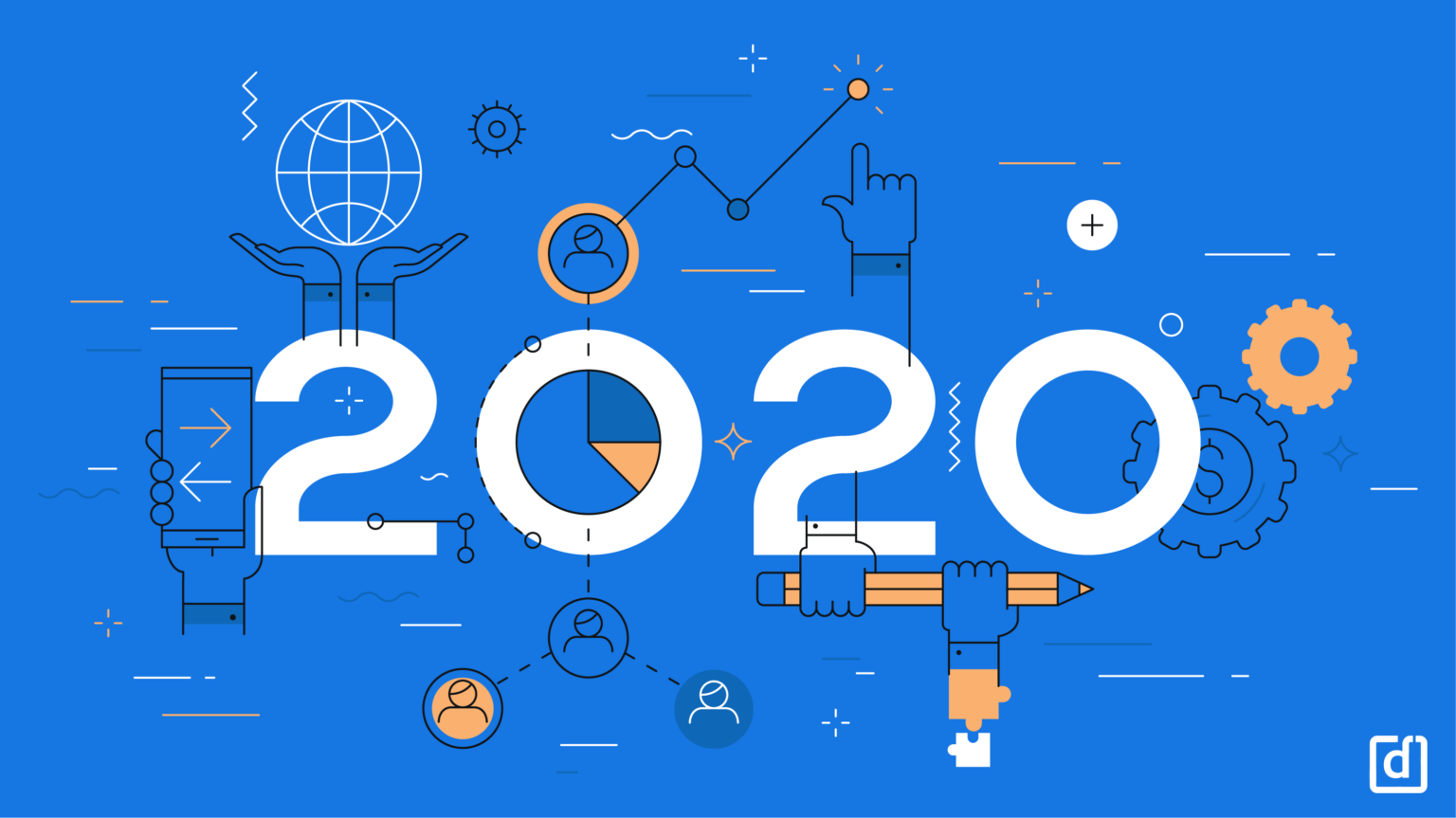 The Rising & Declining HR Trends for 2020