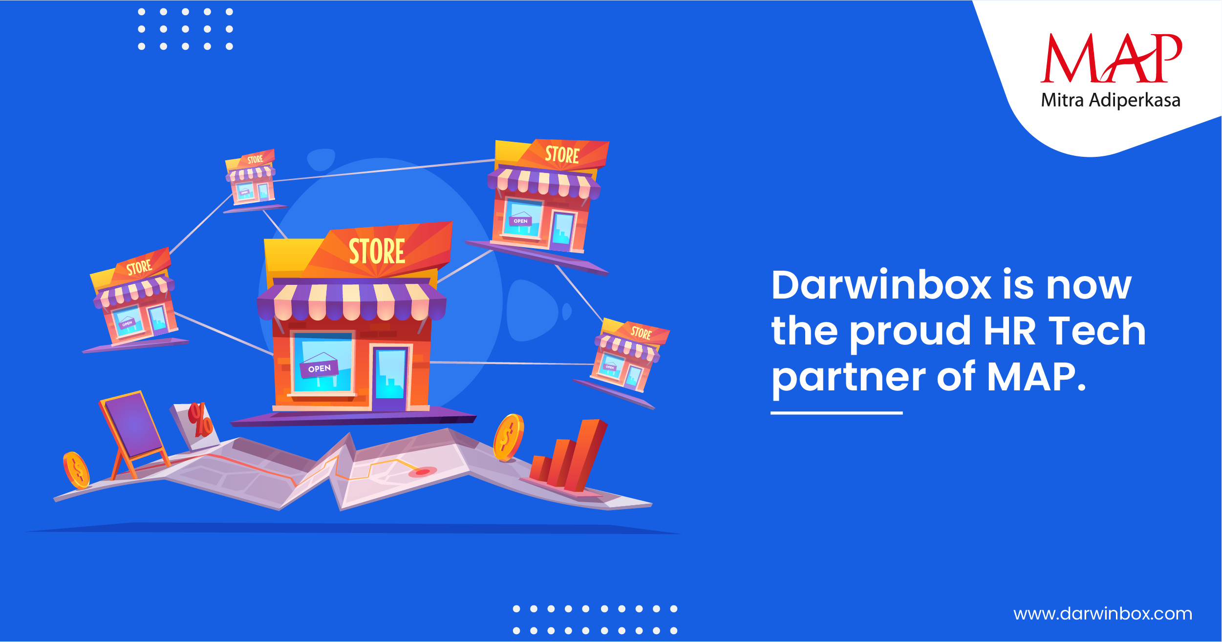 MAP partners with Darwinbox