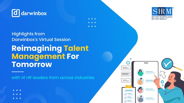 reimagining talent management