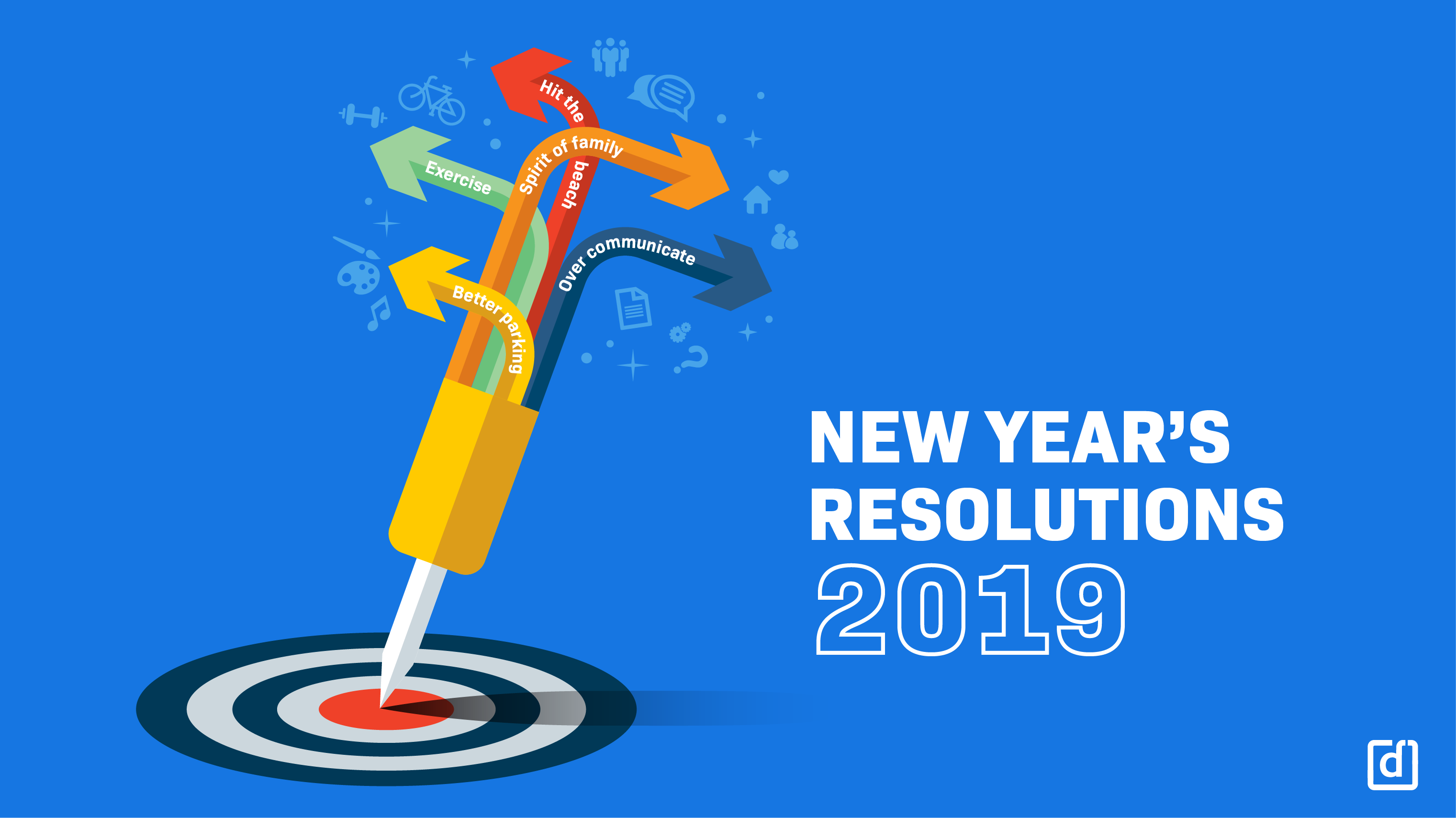 Same, Yet New - Our Resolutions for Another Amazing Year