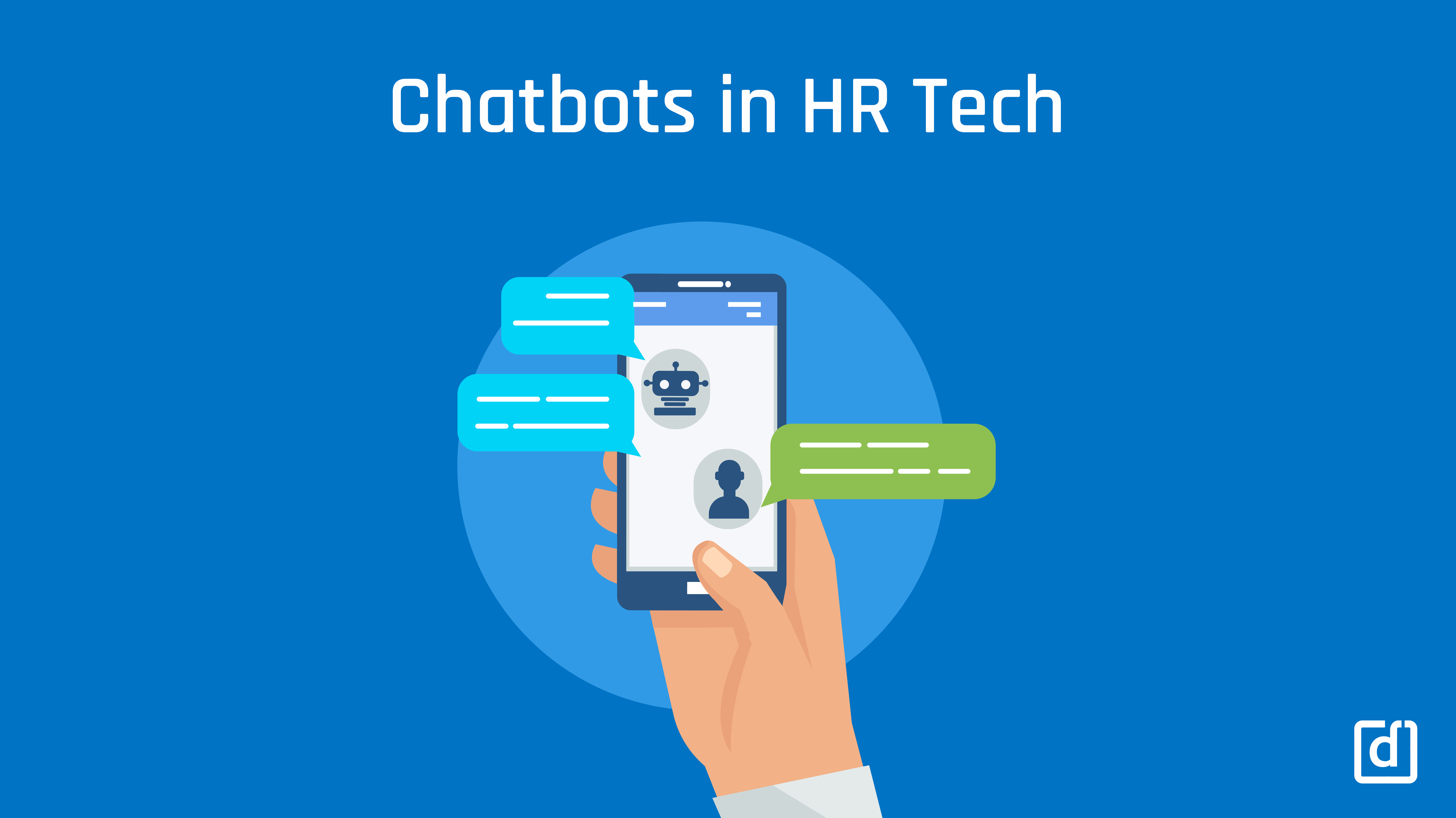 Chatbots In HR Tech