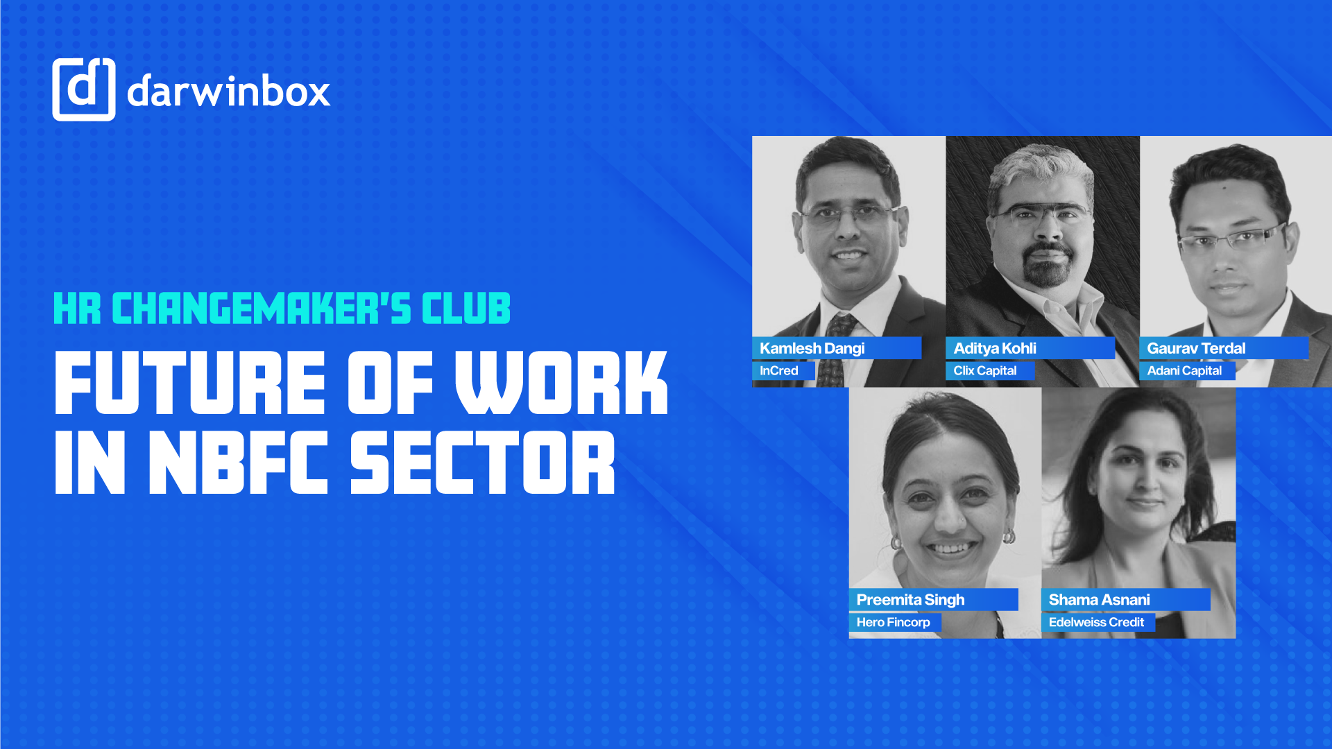 Highlights from Darwinbox's HR ChangeMakers Club Session: NBFC Edit
