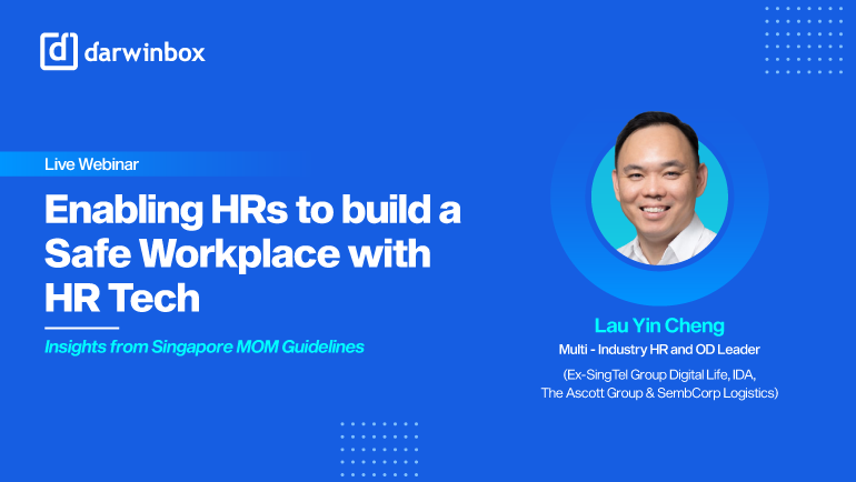 Enabling HRs to build a Safe Workplace with HR Tech