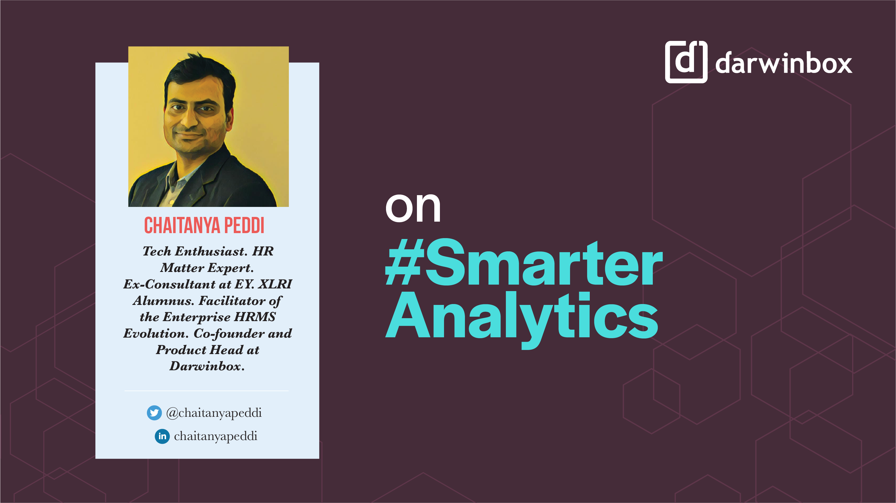 Leap Ahead With Cognitive Technology - Smarter Analytics